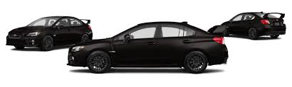sti subaru 2016 black 2016 subaru wrx awd sti 4dr sedan research groovecar