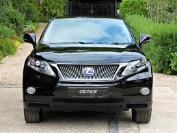 lexus rx450h uk used used 2010 lexus rx 450h 450h se l full lexus service history for