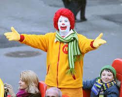 ronald mcdonald lays low until clown craze over mcdonald u0027s