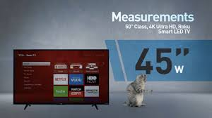 tcl 50up130 led uhd tv full specs review tcl youtube