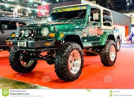 jeep modified jeep wrangler jk editorial image image 31814490