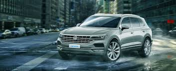 When Are New Car Models Released 2017 Vw Touareg 4x4 Suv Price Specs Release Date Carwow