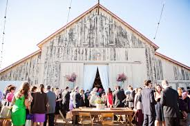 rustic wedding venues in southern california colorful barn wedding by warren southern weddings