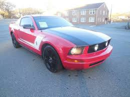 Mustang Red And Black Progressive Insurance Rate Quote For 2006 Ford Mustang Convertible