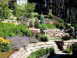 inspirational backyard landscape designs as seen from above