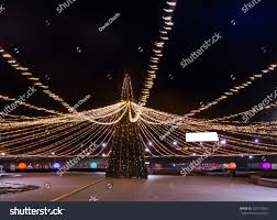 Christmas Light Balls For Trees View Color Light Balls Led Light Stock Photo 570179263 Shutterstock