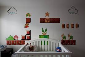 Horror Themed Home Decor by The Best Geek Themed Baby Nurseries And Nursery Decorations