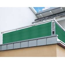 sichtblende balkon balkon sichtschutz nach maß hdpe gewebe windschutz