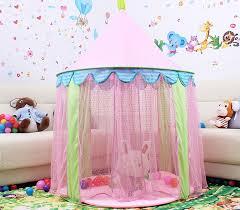 tente chambre tente de chambre de princesse idéale pour petites filles de 3 à 8