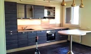cuisine gris foncé meuble gris anthracite cuisine gris anthracite tres moderne meuble