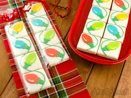 How To Make Christmas Light by How To Make Connecting Christmas Light Cookies Semi Sweet Designs