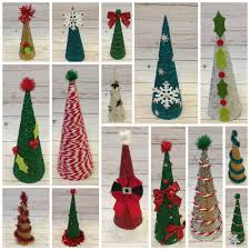 15 cone christmas tree designs to make cathie filian u0026 steve
