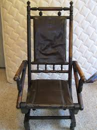 Broken Rocking Chair Antique Rocking Chair From The 1800 U0027s Collectors Weekly