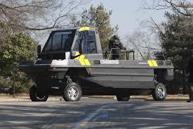 amphibious truck 2012 gibbs phibian conceptcarz com