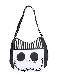 disney the nightmare before shoulder bag