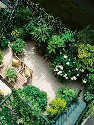 landscaping ideas for a roof garden hgtv