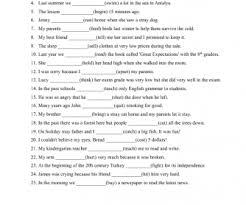 irregular verbs past tense worksheet free worksheets library