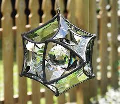 661 best beveled glass suncatchers images on beveled