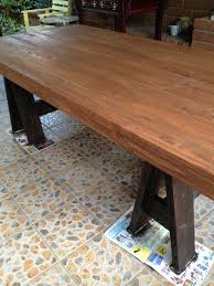 ana white my first build sawhorse table diy projects