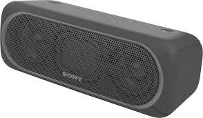 blackweb lighted bluetooth speaker review sony xb40 portable bluetooth speaker black srsxb40 blk best buy