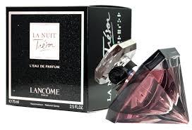 Parfum Treasure lancome tresor la nuit 75 ml eau de parfum lancome and perfume