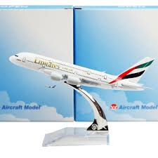 aliexpress com buy the united arab emirates airline a380 16cm