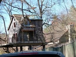 built by the treehouse masters finished 2 weeks ago to be aired