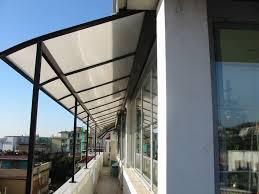 coperture tettoie in pvc coperture per balconi pergole e tettoie da giardino tipologie