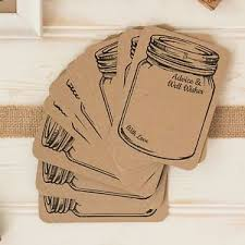 wedding well wishes wedding well wishes and advice jam jar cards guest table trivia