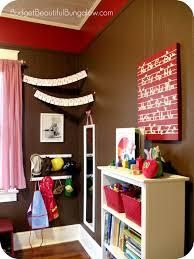 budget beautiful bungalow preston u0027s toddler room dress up corner