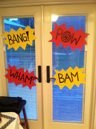 Superman Birthday Party Decoration Ideas Best 25 Superhero Party Decorations Ideas On Pinterest