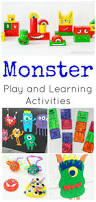 447 best monsters theme images on pinterest monster activities