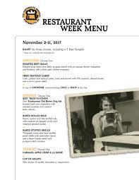 restaurant week visit portsmouth nh
