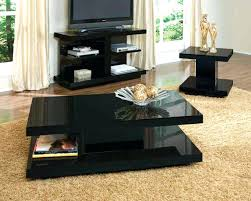Coffee Tables With Shelves Decoration Side Tables With Shelves White Bedside Table Side