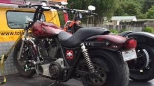motorcycles were amongst the vehicles seized across the wellington region on thursday