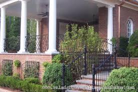 raleigh nc custom wrought iron railings raleigh wrought iron co
