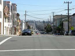 San Francisco Street Cleaning Map by Maps Curbed Sf