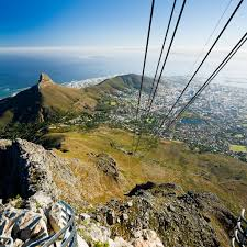 most scenic views in cape town travel leisure