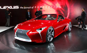 lexus concept lf lc lexus lf lc concept official photos u2013 news u2013 car and driver