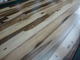 Brazilian Koa Tigerwood by Engineered Brazilian Pecan Prefinished 1 2