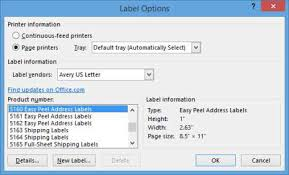 how to create mail merged labels in word 2013 dummies