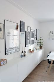 Wall Decor Ideas For Dining Room Best 25 Ikea Wall Decor Ideas On Pinterest Ikea White Frames
