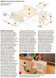 Woodworking Plans Toys by Wooden Truck Plans Wooden Toy Plans Juguetes Pinterest
