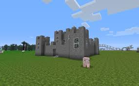 minecraft castle floor plans simple castle minecraft project