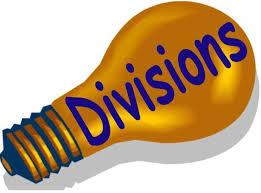 Resultat d'imatges de divisions
