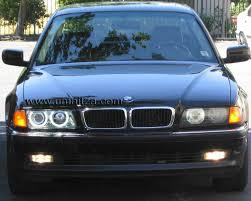 projector38 7 series e38 bmw headlights with orion led angel eyes