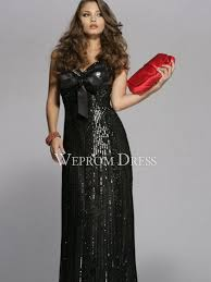 inverted triangle plus size zipper sequin floor length sleeveless