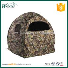 Pop Up Ground Blind Portable Hunting Blinds Portable Hunting Blinds Suppliers And