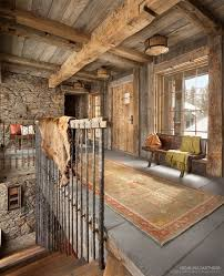 Rustic Mountain Cabin Cottage Plans Best 25 Rustic Modern Cabin Ideas On Pinterest House Design
