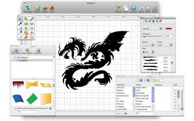 home graphic design software macdraft personal edition mac os x